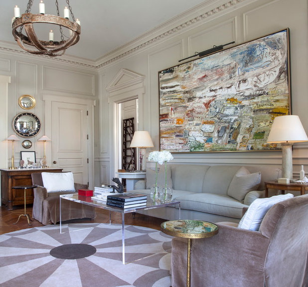 Ethan Allen Townhouse Coffee Table: 11 Ways To Wake Up A Traditional Room