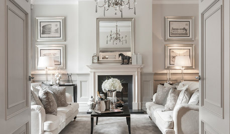 Best of the Week: Formal and Fabulous Interiors