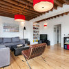 My Houzz: Ronnie Wood's Old Art Studio Gets a Makeover