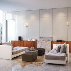 Contemporary Living Room by Ligne Roset Chicago