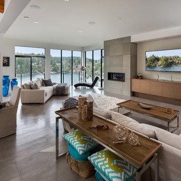 Cliff Custom Home