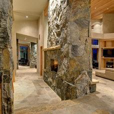 Contemporary Living Room by Jon Eady Photographer