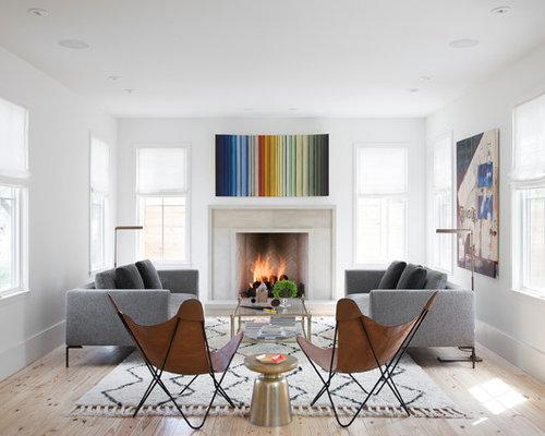Amazing Modern Minimalist Living Room Houzz With Design