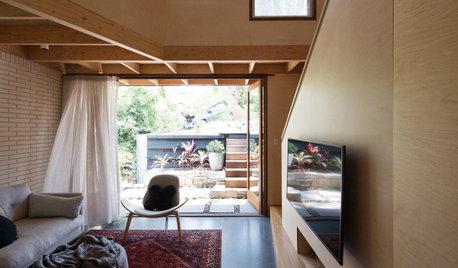 Backyard Beauty: An Architect-Designed Garden Studio Exuding Calm