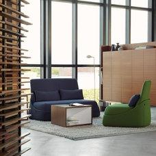 Modern Living Room by YLiving.com