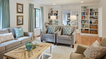 Coastal Farmhouse style