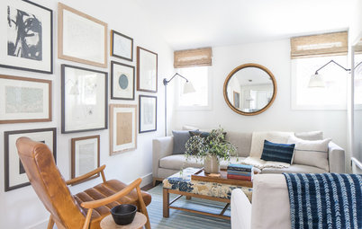 How to Plan the Seating in a Small Living Room