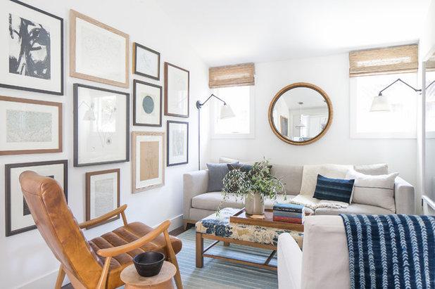 12 soluzioni creative per arredare un soggiorno piccolo