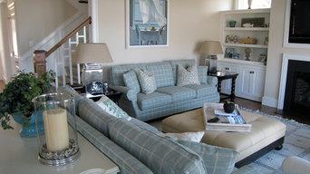 Coastal New Seabury Home