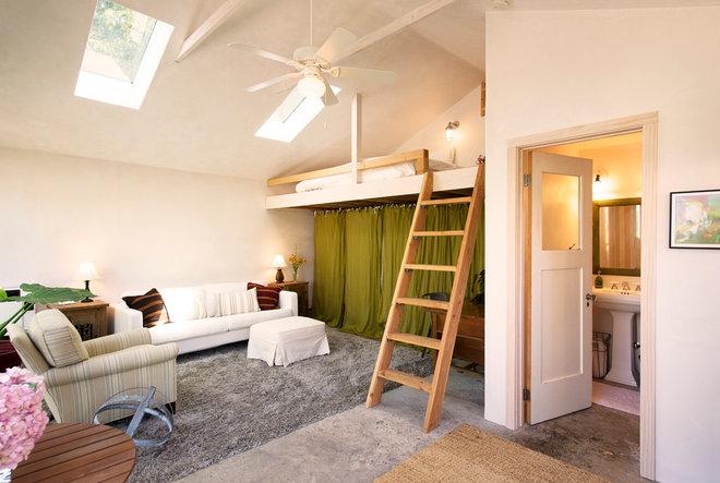 Contemporary Living Room by Beth Dana Design