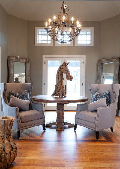 Fun houzz let your equestrian style run wild for Design source limited
