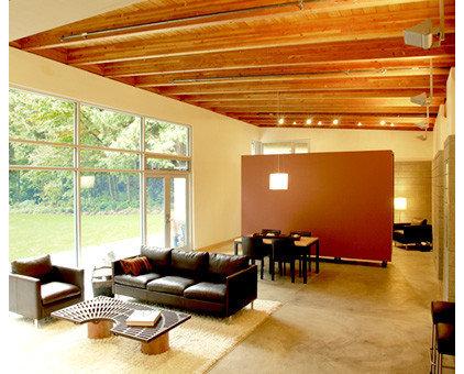 Modern Living Room Coates Design