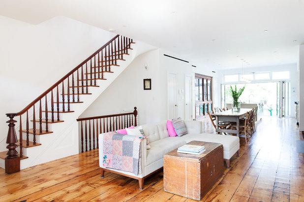 Contemporary Living Room by Bonaventura Architect