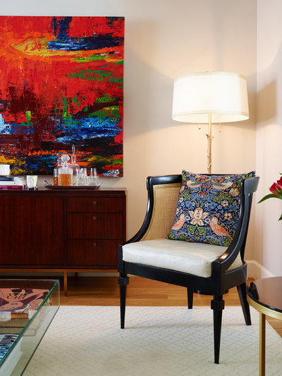 Room Of The Day Formal And Family Friendly On The Parlor