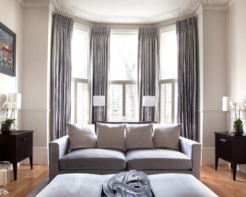modern living room curtains | houzz