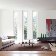 modern living room by usona