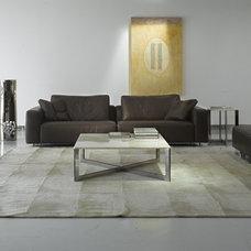 Modern Living Room by usona