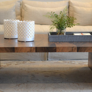 Coffee tables, Consoles, and small spaces