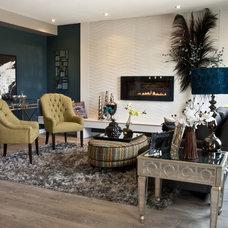 Traditional Living Room by Carpet Colour Centre - Carpet One