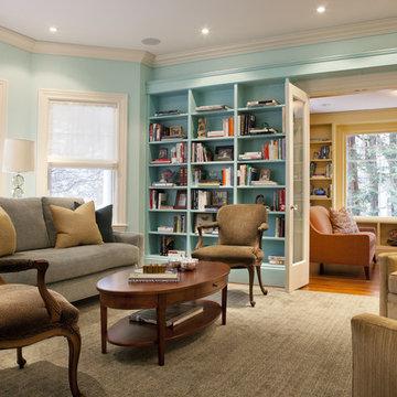Coldspring Park- Living Room