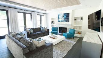 Collaboration with Tara Fingold Interiors