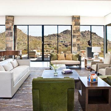 Collector's Paradise | Estancia - Living Room