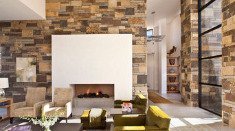 Collector's Paradise | Estancia - Living Room + Fireplace