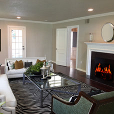 Traditional Living Room by Design Directions