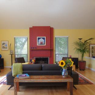 Color Design- color for an open floor plan