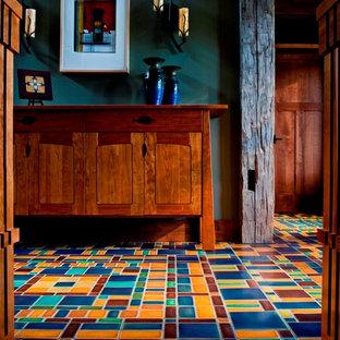 Multi-Colored Floor