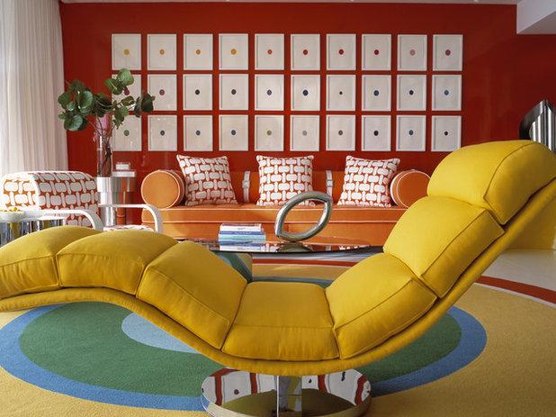 Moderno Salón by Anthony Baratta LLC