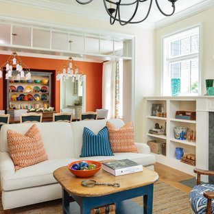Colorful Country Farmhouse