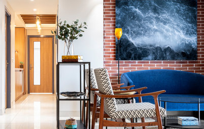 Gurgaon Houzz: An Eclectic Home With Modern & Classic Designs