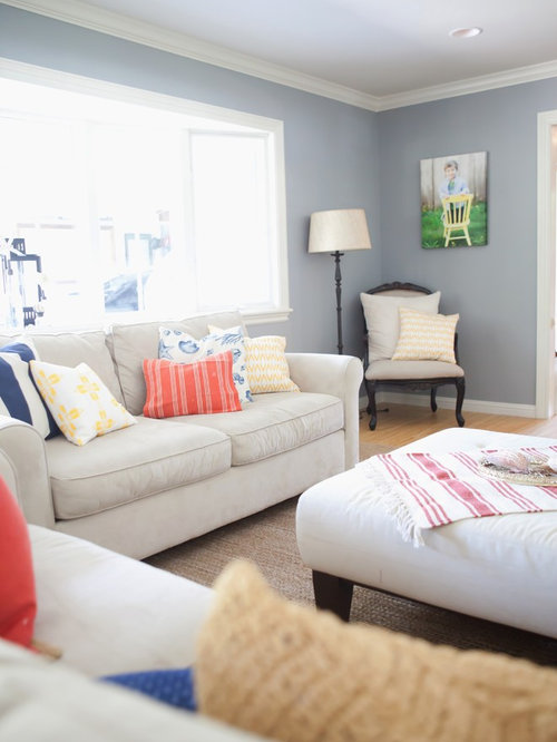 Virtual Living Room Set: Slate Blue Ideas, Pictures, Remodel And Decor