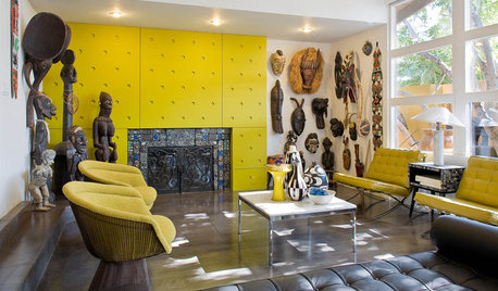The Beauty of Contrast: Global Furnishings in Modern Spaces