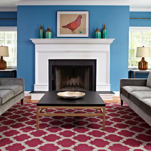 Colorful Living Room | Houzz
