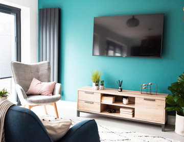 Colourful, Mid Century Modern Home Design, Chelmsford