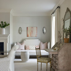 Traditional Living Room by 2 Ivy Lane