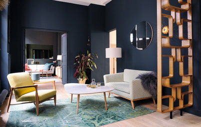 Find the Right Color for Your Living Room