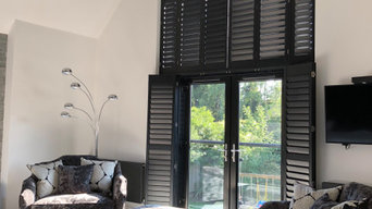 Complete Floor to Ceiling Bespoke Shutter Project