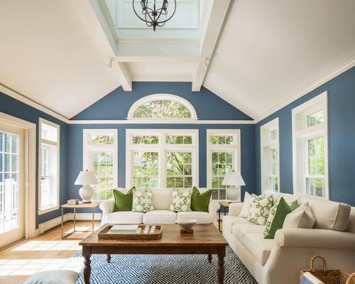 Traditional Boston Living Room Design Ideas Remodels