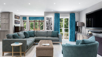 Complete refurbishment of a large property - circa 1920's plus many extensions