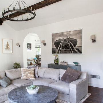 Comstock Hills - Total Renovation, Spanish Transitional