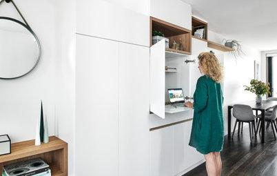 Как организовать [дополнительное] рабочее место дома
