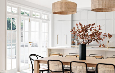 Room of the Week: A Kitchen That Combines Classic & Contemporary