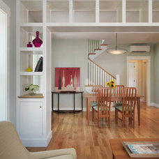 Traditional Living Room by Union Studio, Architecture & Community Design