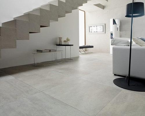 Large Format Concrete Tile Ideas Pictures Remodel And Decor