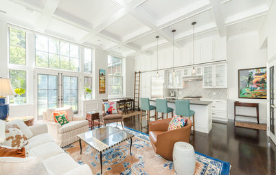 Houzz Tour: Life in a Converted School Building