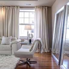 Contemporary Living Room by S&K Interiors
