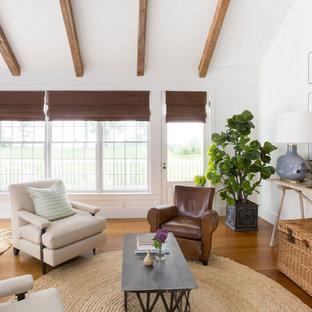 75 Most Popular Farmhouse Living Room Design Ideas For